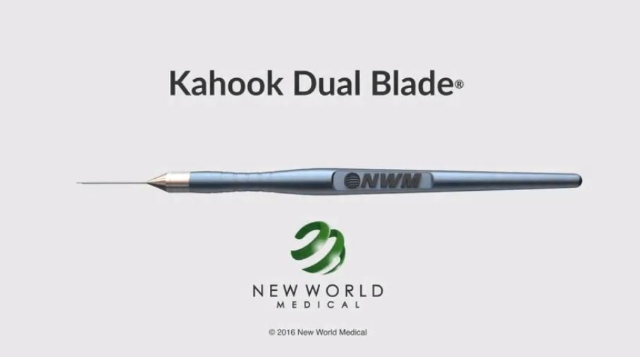 Kahook Dual Blade Techniques Video Preview