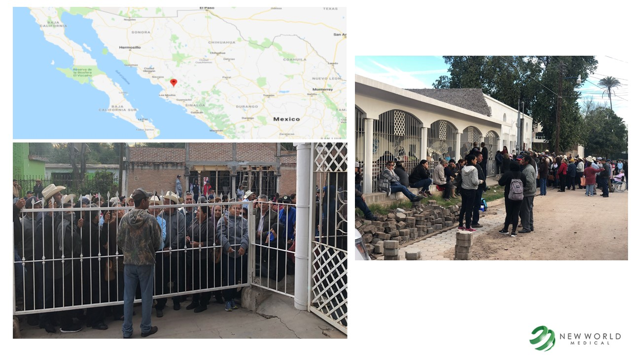 Yasir Iqbal Shares Mission Trip Experience with Dr. Brian Francis in El Fuerte, Sinaloa, Mexico